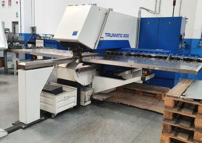 taglio laser per piegatura lamiera
